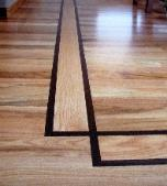 peruvian walnut feature strip